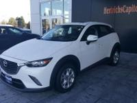 Looking for a clean, well-cared for 2016 Mazda CX-3?