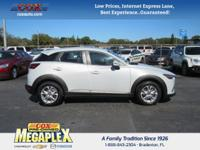 Just Reduced! This 2016 Mazda CX-3 Touring in Crystal