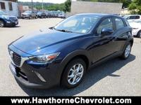 Carfax One Owner 2016 Mazda CX-3 Touring AWD SUV