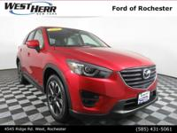 A West Herr Peace of Mind vehicle! 2016 Mazda CX-5