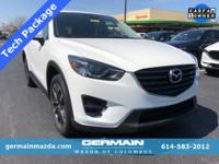 2016 Mazda CX-5 Grand Touring Tech Package Crystal