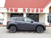 Meteor Gray Mica 2016 Mazda CX-5 Grand Touring AWD