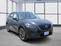 CX-5 Grand Touring trim. CARFAX 1-Owner, Mazda