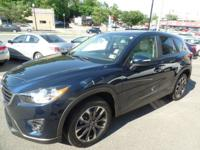 This outstanding example of a 2016 Mazda CX-5 GT is