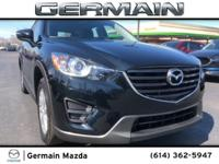 2016 Mazda CX-5 Sport Jet Black Mica AWD 6-Speed