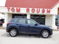 Deep Crystal Blue Mica 2016 Mazda CX-5 Sport AWD