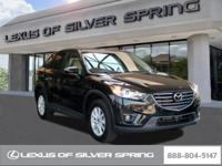 Want more room? Want more style? This Mazda CX-5 is the