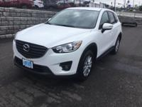 This Mazda CX-5 Touring With SKYACTIVE TECHNOLOGY Will