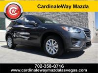Certified. CARFAX One-Owner. Recent Arrival! 2016 Mazda