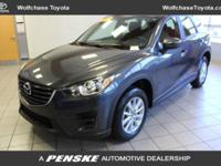 CX-5 Sport trim. REDUCED FROM $19,000!, FUEL EFFICIENT