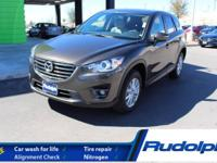 MAZDA CERTIFIED..., CX-5 Touring, 4D Sport Utility,
