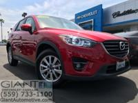 Giant Chevrolet is proud to offer this 2016 Mazda CX-5