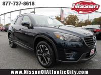 Check out this 2016 Mazda CX-5 Grand Touring. Its