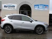 New Price! This 2016 Mazda CX-5 AWD ZOOM ZOOM One-Owner