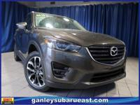 Completed loaded cx-5 here at ganley subaru in