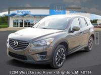 Options:  2016 Mazda Cx-5 Grand Touring|New Price!