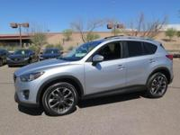Options:  2016 Mazda Cx-5 Grand Touring|Silver|New