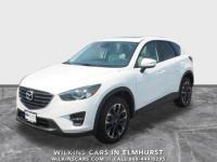 Certified. 2016 Mazda CX-5 Crystal White Pearl Mica