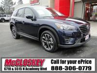 ONE OWNER, ONLY 24K Miles!! 2016 Mazda CX-5 Grand