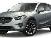 LOW MILES - 10,990! CX-5 Grand Touring trim. EPA 29 MPG