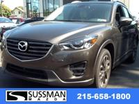 Options:  2016 Mazda Mazda Cx-5 Grand Touring