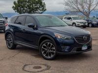 Excellent Condition. CX-5 Grand Touring trim, Deep
