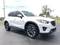 CARFAX One-Owner. Certified. 2016 Mazda CX-5 Grand