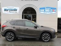 This 2016 Mazda CX-5 Grand Touring What A Great SUV
