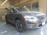 2016 Mazda CX-5 Titanium 6-Speed Automatic SKYACTIV