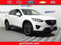 This 2016 Mazda CX-5 Grand Touring is proudly offered
