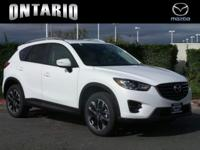 Scores 33 Highway MPG and 26 City MPG! This Mazda CX-5