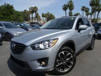 Options:  2016 Mazda Cx-5 Grand Touring|Silver|There's