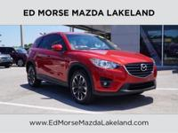 This 2016 Mazda CX-5 Grand Touring is offered to you