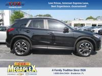 This Low Mileage, ONE OWNER, Certified, 2016 Mazda CX-5