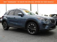 New Price! CARFAX One-Owner.2016 Mazda CX-5 Grand