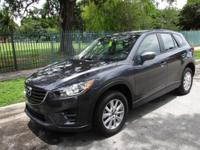 Options:  2016 Mazda Cx-5 Sport|Come And Visit Us At
