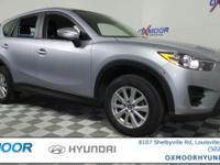 Just Reduced! Mazda CX-5 Sport Priced below KBB Fair