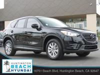 2016 Mazda CX-5 Jet Black 6-Speed Automatic SKYACTIV