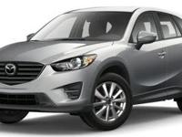 CX-5 Sport trim. CARFAX 1-Owner, Mazda Certified, GREAT