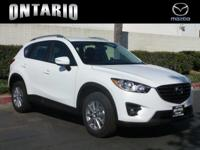 CX-5  Options:  2-Stage Unlocking|Abs Brakes