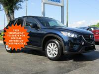 CARFAX One-Owner. Clean CARFAX.2016 Mazda CX-5 Sport