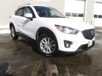 Get the BIG DEAL on this amazing 2016 Mazda CX-5 TOUR