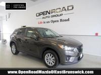 CARFAX 1-Owner, Mazda Certified, Superb Condition. JUST