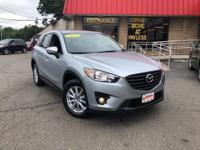 $499 DOWN Guaranteed Approval!!! The Mazda CX-5 is the