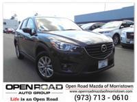 FUEL EFFICIENT 30 MPG Hwy/24 MPG City! Mazda Certified,