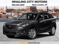 2016 Mazda CX-5 Touring 29/24 Highway/City MPGCALL OUR