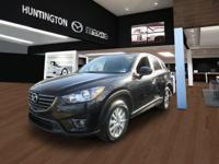Form meets function with the Certified 2016 Mazda CX-5.