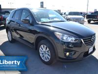 CX-5 Touring, SKYACTIV 2.5L 4-Cylinder DOHC 16V, and