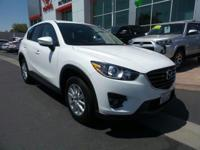 New Arrival! This 2016 Mazda CX-5 Touring will sell