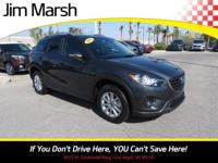 Mazda CX-5 Touring Tech, 2016 one-owner car with a